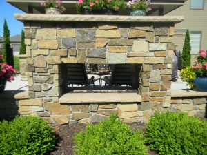 Stone Fire Place1